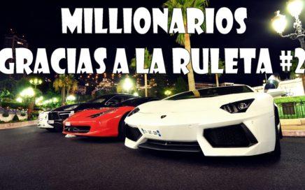 MILLIONARIOS GRACIAS A LA RULETA | TRICKAISNO | PARTE 2