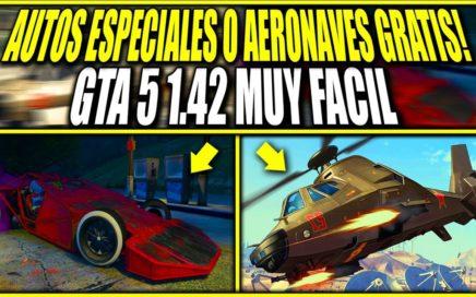 NUEVO! GUARDAR AUTOS ESPECIALES O AERONAVES TOTALMENTE GRATIS SUPER FACIL! GTA 5 FREE VEHICLES