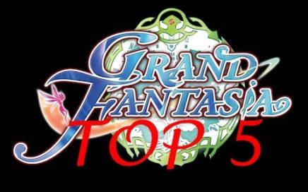 TOP 5 Formas de Sacar Mucho Oro En Grand Fantasia 2018