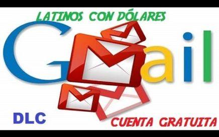 1. Creando cuenta Google para Ganar Dinero GRATIS en Casa