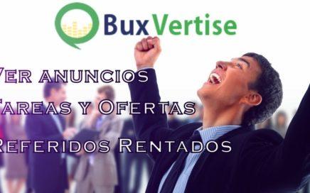 Buxvertise   Gana Dinero Gratis Viendo Anuncios De Publicidad