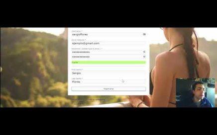 Cómo Registrarse en Blouni - Cómo Ganar dinero por Internet
