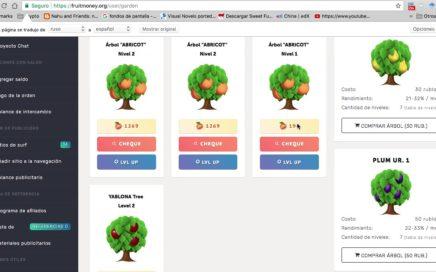 fruitmoney estrategia, gana dinero en internet