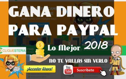 GANA DINERO CON CLIQUESTERIA   Explicación como ganar dinero !! - The ToST