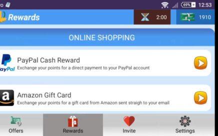 Gana dinero con tu celular - Easy Money Earn Cash Ganar Dinero Tutorial Review