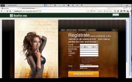 Gana Dinero Por Internet Facil Y Rapido Cobros Instantaneos  La Mejor PTC 2013 Confiable BuxForMe