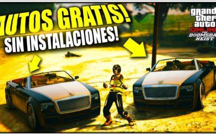 NUEVO TRUCO DINERO INFINITO AUTOS GRATIS! SIN INSTALACIONES GTA 5 REGALAR CUALQUIER AUTO FACIL!