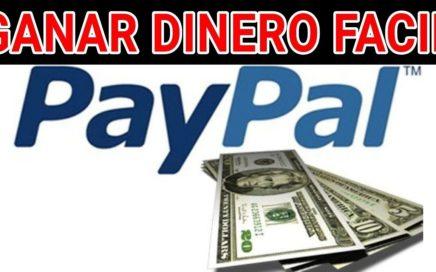 Como Ganar DINERO Facil Para PAYPAL Desde Cualquier Teléfono 2018!! 30$