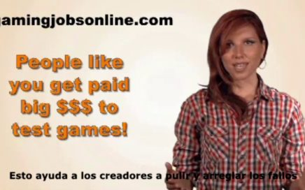 Como ganar dinero jugando a videojuegos