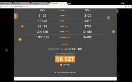 Como ganar dinero por internet con Bitcoins ! Mineria 2018