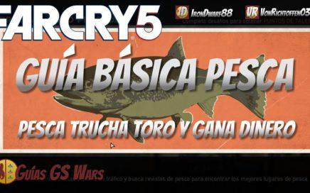 Cómo Pescar y Ganar Dinero en FAR CRY 5 | Guía de PESCA