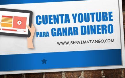 Configurar Youtube para Ganar Dinero - Monetizar YOUTUBE Videos... *YOUTUBE PARA GANAR DINERO*