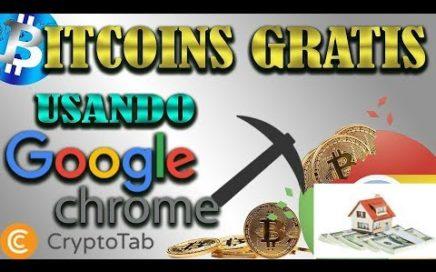 CryptoTab ¿ Que Es Y Como Funciona ? Gana BTC