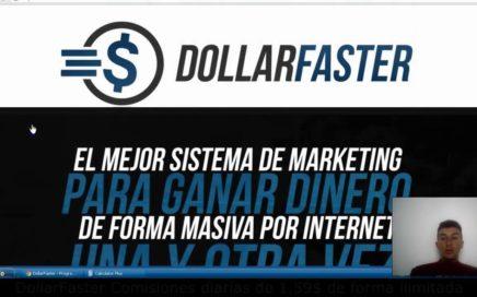 DollarFaster - GANA DINERO A DIARIO DE FORMA DIRECTA, ILIMITADA Y RECURRENTE