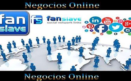 FanSlave,Gana dinero con tus redes sociales