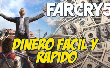 FAR CRY 5: Como ganar dinero FACIL y rapidamente