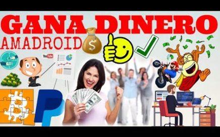 Fome| NUEVA APP Para Ganar Dinero Gratis Por Paypal, Amazon y Steam Desde tu Celular Android