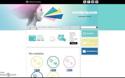 Future Talkers  Gana Dinero Por Completar Encuestas VideoMoney #1