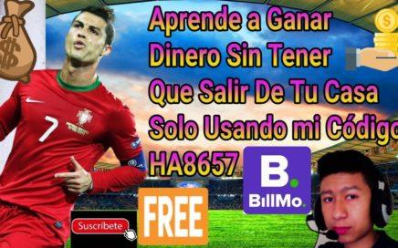 Gana Dinero Con Billmo (Actualizacion 2018)