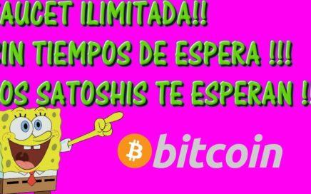 GANA $DINERO EN INTERNET!!! SATOSHIS ILIMITADOS !! [NUEVA FAUCET] 2018
