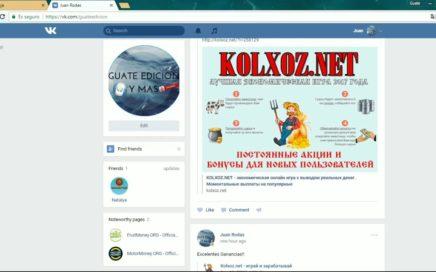 GANA DINERO !! SIN INVERSIÓN !! CON KOLXOZ.NET