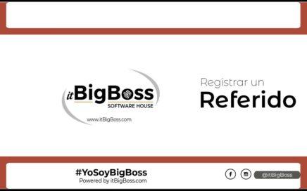 ¡Gánate $80.000 (COP) / $28 (USD) por cada referido efectivo! en itBigBoss.com