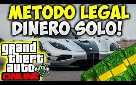 GTA 5 ONLINE COMO AYUDAR A HACER DINERO FACIL Y RÁPIDO
