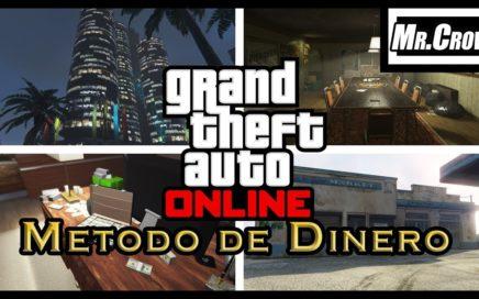 GTA V Online - Método para Conseguir Dinero