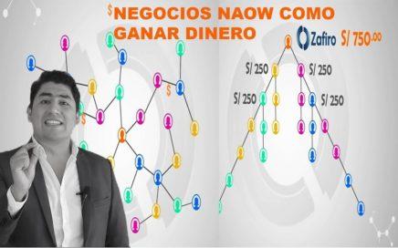 JORGE VICO COMO GANAR DINERO EN NAOW PERÚ