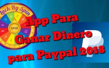 La mejor App para Ganar Dinero Para Paypal Gratis 2018 \AbdulX win