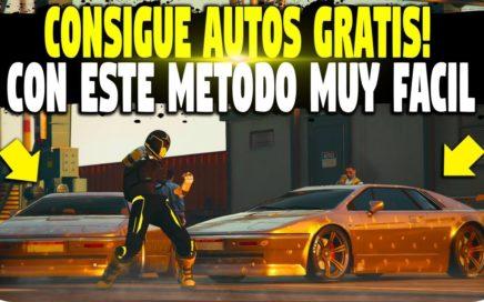 NUEVO! CONSIGUE CUALQUIER AUTO GRATIS CON ESTE TRUCO! GTA 5 1.43 VEHICULOS GRATIS BRUTAL!