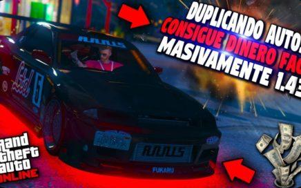 NUEVO TRUCO DINERO INFINITO DUPLICAR AUTOS MASIVO! GTA 5 ONLINE SIN MATRICULA PERSONALIZADA! FACIL!