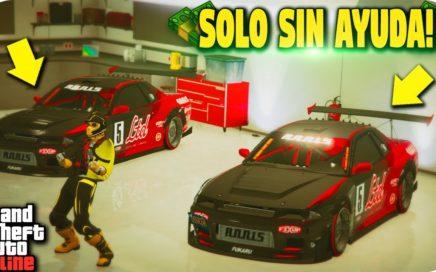 NUEVO TRUCO DINERO INFINITO SOLO SIN AYUDA! *NO AVENGER NO MOC* GTA 5 ONLINE 1.43 MONEY GLITCH SOLO!