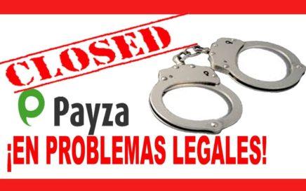 PAYZA EN PROBLEMAS LEGALES ¿Que pasa con tu Dinero?