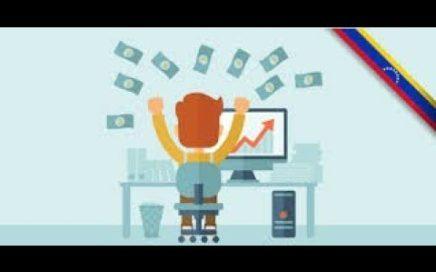 Puedes ganar dinero por interne