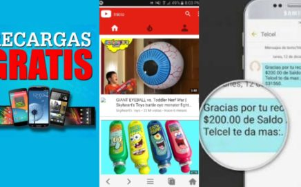 Recargas Gratis 2018  App Android 2018  Gana Dinero Navegando
