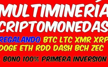 [[ SCAM ]] NO INVERTIR - PAGINA PARA MINAR Y GANAR CRIPTOMONEDAS Bitcoin Litecoin Ethereum Dogecoin