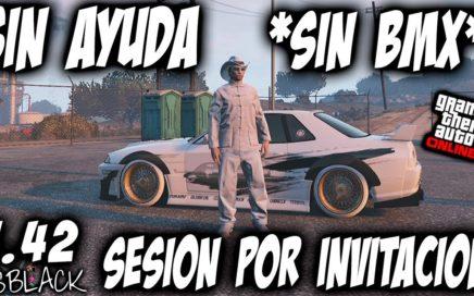 SOLO - SIN AYUDA - DUPLICAR - SESIÓN INVITACIÓN - GTA 5 - NO BMX - PLACAS LIMPIAS - (PS4 - XBOX One)