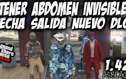 *SOLOS* - SIN AYUDA - TENER ABDOMEN INVISIBLE - GTA 5 - FECHA SALIDA DLC MARZO - (PS4 - XBOX One)