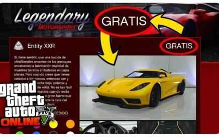 TENER LOS COCHES DEL NUEVO DLC GRATIS! 1.43 *TRUCO GTA 5 ONLINE DINERO INFINITO 1.43*