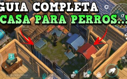 TODO SOBRE CASA PARA PERROS..! | LAST DAY ON EARTH: SURVIVAL | [RidoMeyer]
