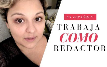 Trabaja como redactor en Español y gana dinero! - Si eres de VENEZUELA ESTA OPCION ES PARA TI.
