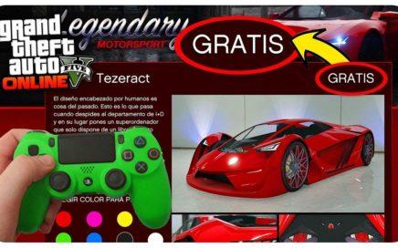 TRUCAZO *TENER TODOS LOS NUEVOS COCHES GRATIS* 1.43! (TENER AUTOS GRATIS 1.43/DINERO INFINITO)