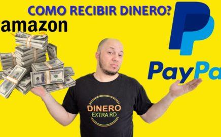 COMO RECIBIR DINERO DE AM4ZON AFILIADOS POR PAYPAL-Jose Blog
