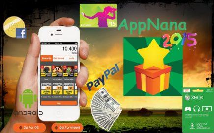 Gana Dinero Con App Nana Paga y funciona 2015