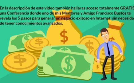 Ganar Dinero Por Internet 2018 | ganar dinero con clickbank
