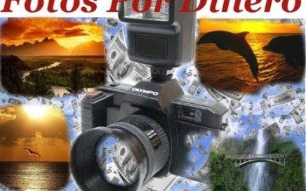 Ganar Dinero- venta de fotos online