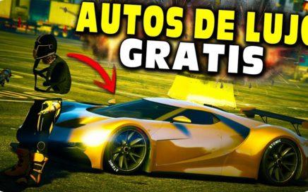 NUEVO! COMO TENER AUTOS DE LUJO *GRATIS* MUY FACIL! GTA 5 ONLINE 1.43 EXCLUSIVO!