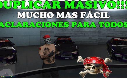 """NUEVO TRUCO GTA 5*SOLO* """"MAS FÁCIL"""" DUPLICAR MASIVO DINERO INFINITO PS4 XBOX PC"""