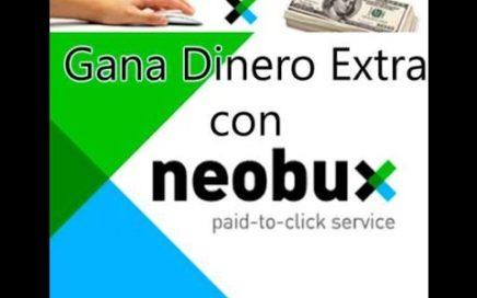 Registrarse y Ganar Dinero En NeoBux 2016 para paypal y comprar cash op7